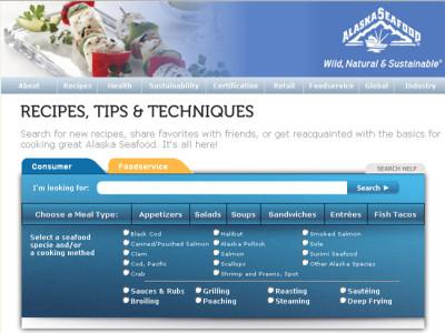Find Alaska Seafood Recipes Quickly - Just Click Photo