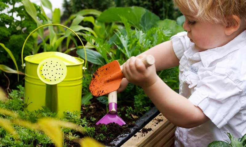 Gardening with Children Training Class