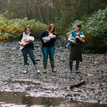 Alaska Breastfeeding Village