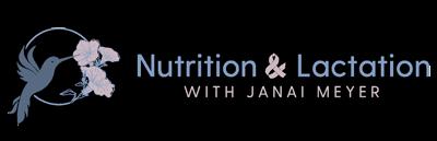 Nutrition - Lactation w/ Janai Meyer